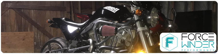 ForceWinder air cleaners for Buell Motorcycles