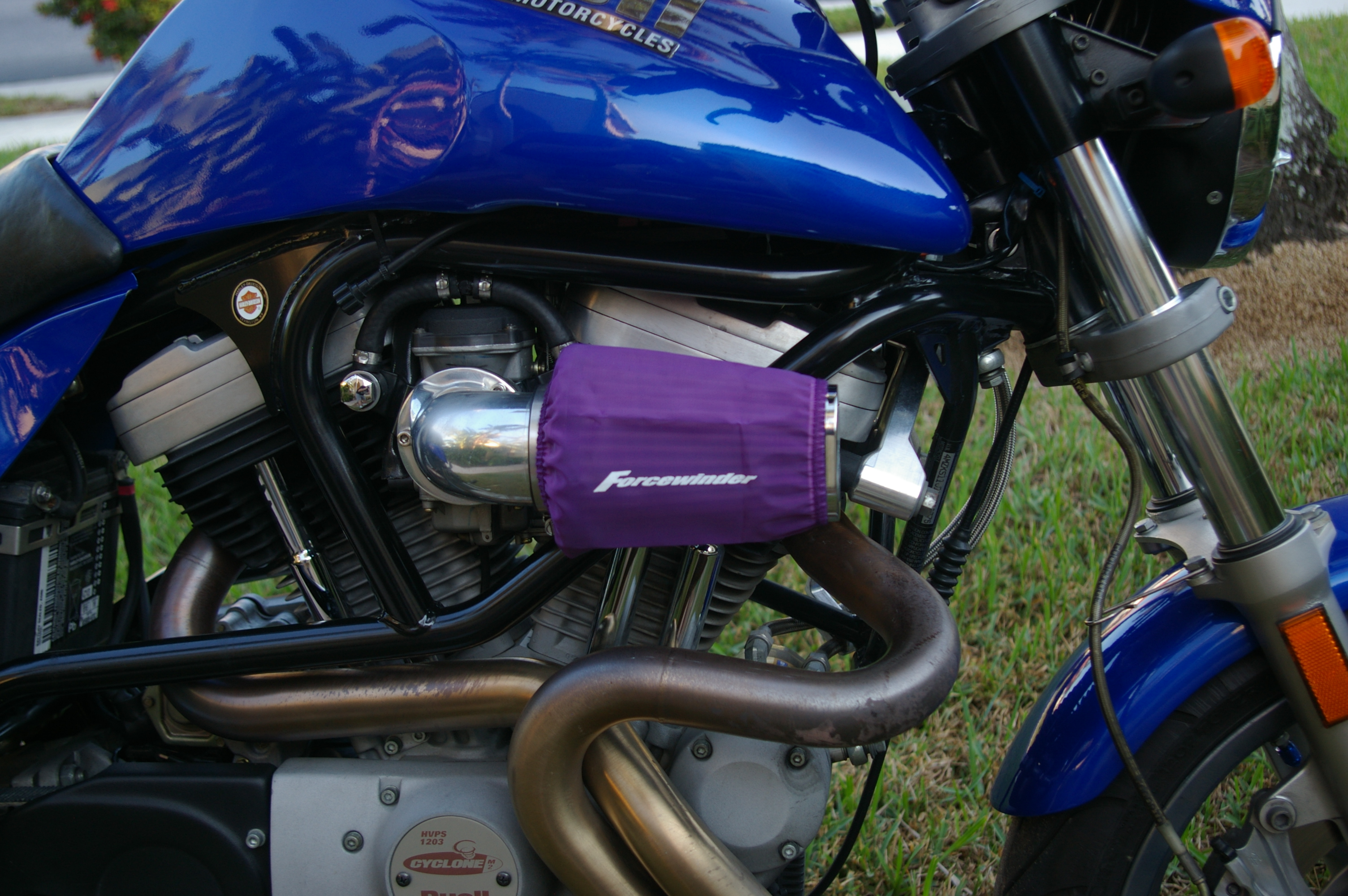 ForceWinder Air Intake – 1997-2002 M2, 1995-1996 S2, 1996-1998 S1 & S1W,  1996-1998 S3 Buells