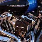 Harley Davidson Sportster with ForceWinder Intake