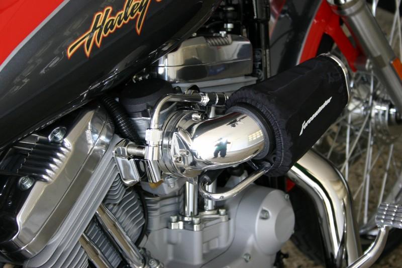 Forcewinder Xr 2 1986 2018 Harley Sportster Polished