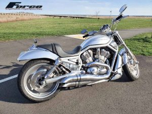 ForceWinder Harley VRod Exhaust Tips