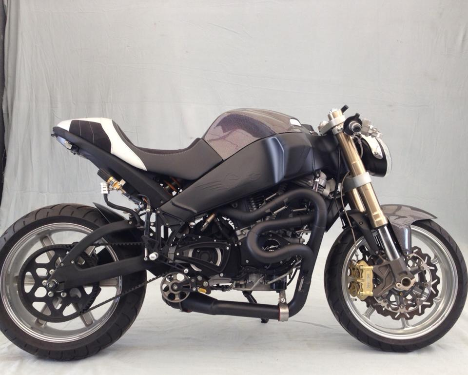 BMW Body Parts >> Buell Exhaust For XB Models | ForceWinder Performance Intakes and Exhaust
