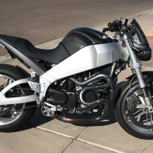 Force exhaust for Buell XB, complete Buell XB Exhaust system by ForceWinder