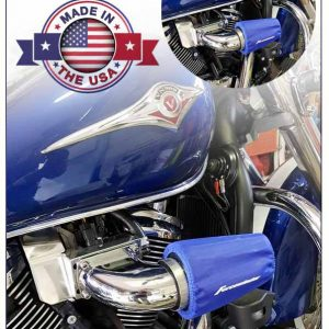 Kawasaki Vulcan 900 Air Cleaner by ForceWinder. ForceWinder air intake for the VN900
